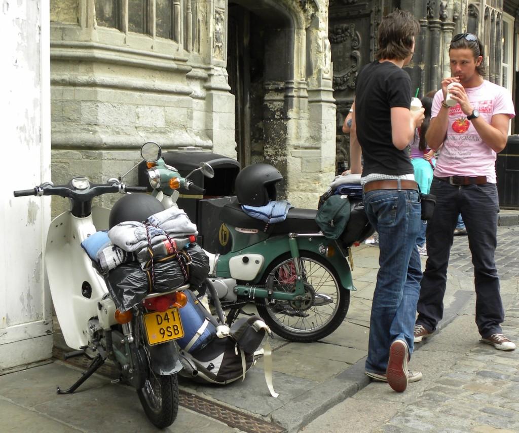 Honda_50_Moto_Touring_in_UK