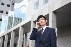 営業の電話
